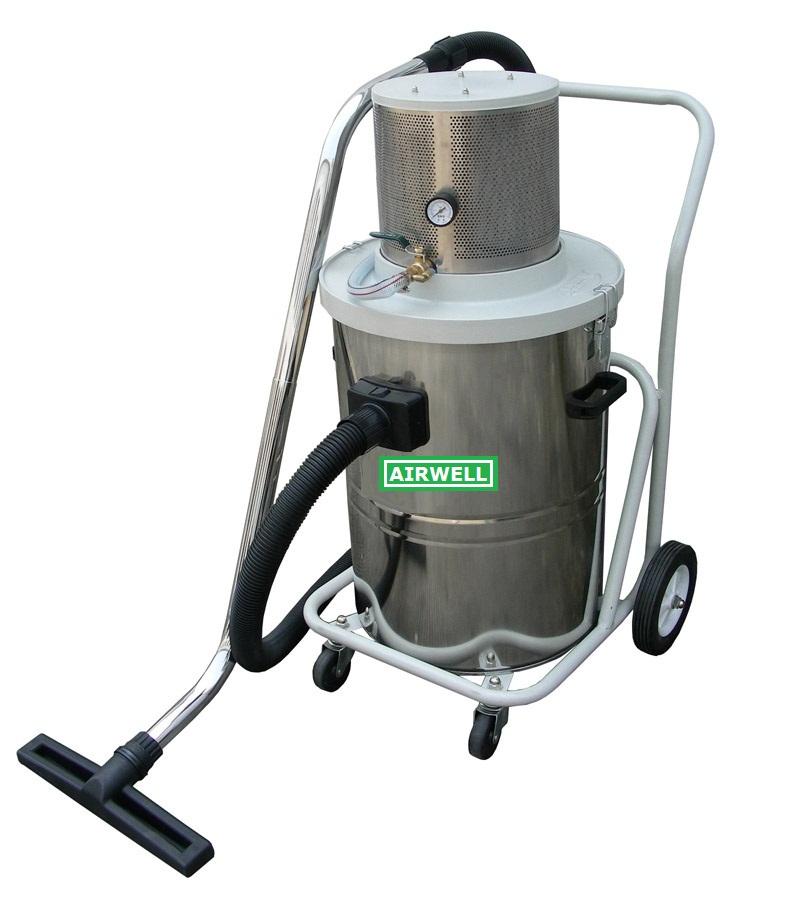 大型吸铁屑油污气动吸尘器CL-60A