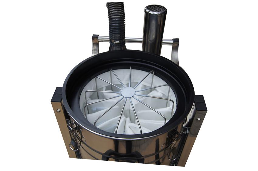 > 380v t2系列 医药生产车间专用工业吸尘器  t2系列 移动坚固设计 移