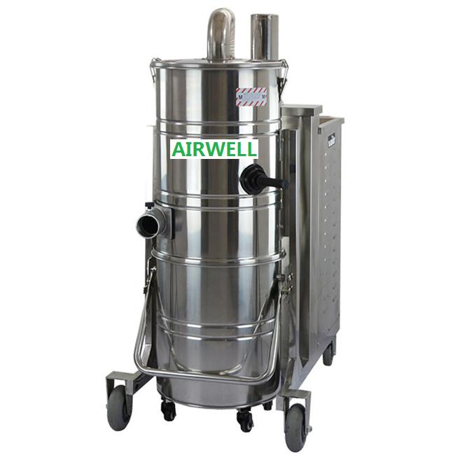 单桶大功率吸尘器CL-100(4KW)