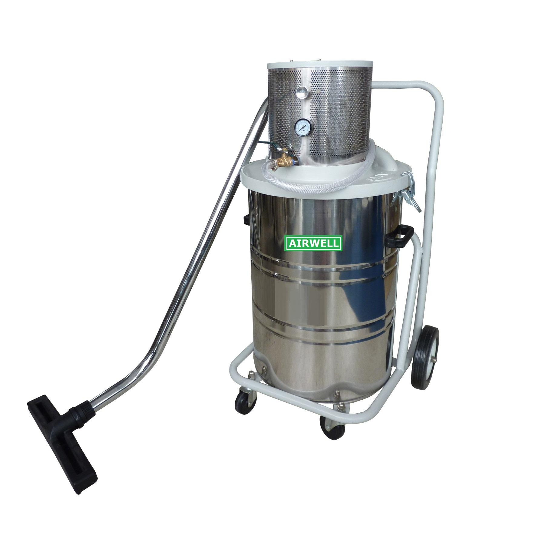 静电粉末用气动吸尘器CL-60AF